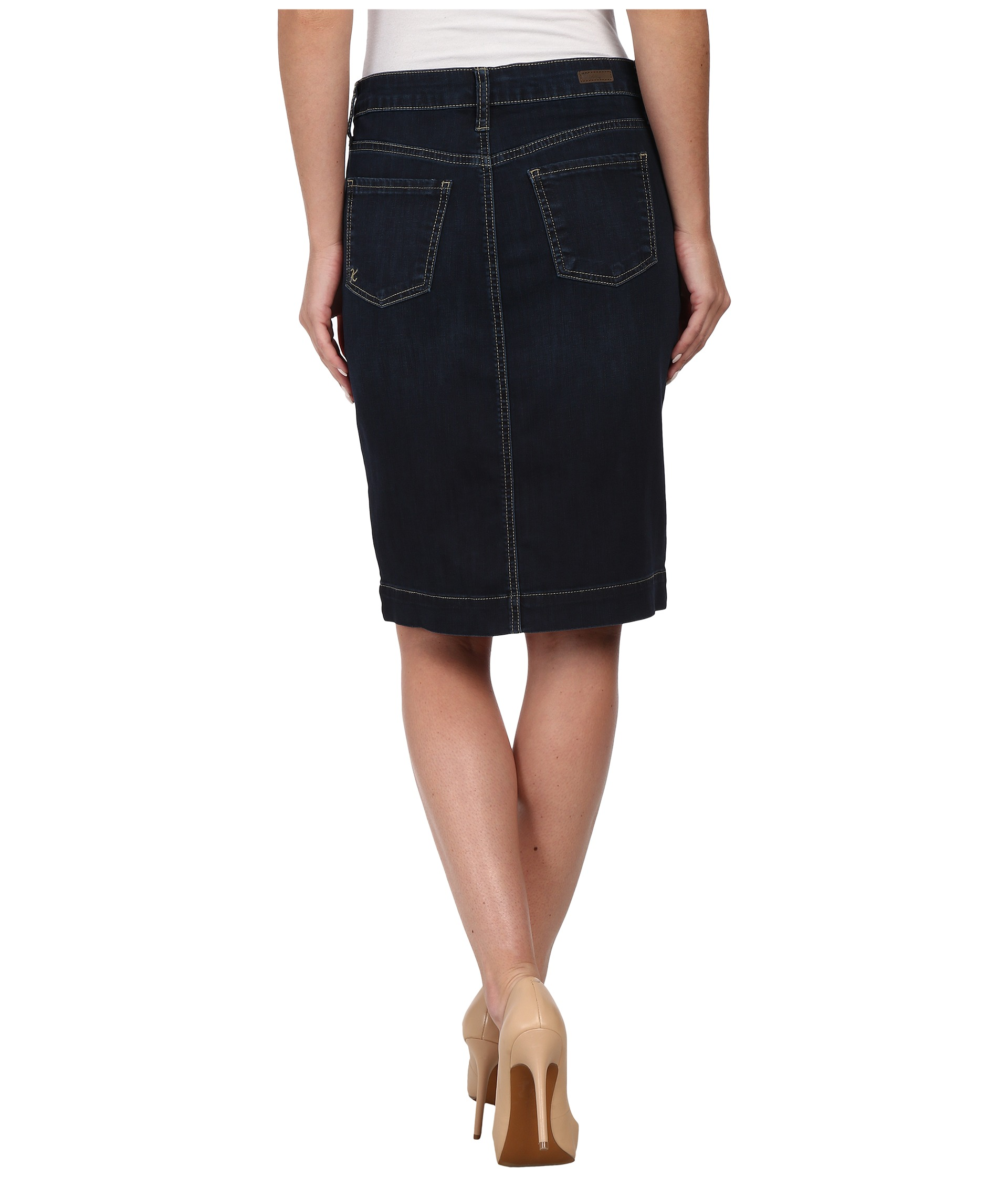 kut from the kloth pencil skirt zappos free shipping