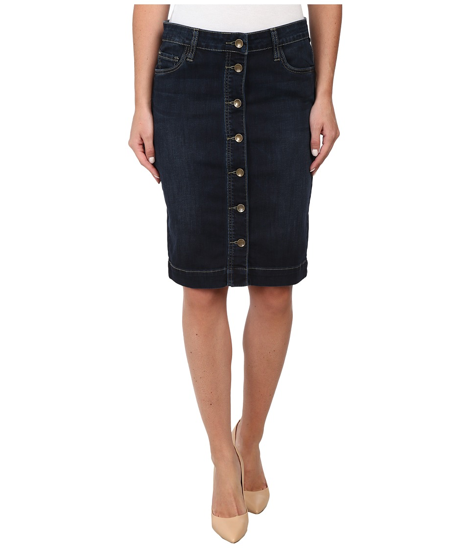 KUT from the Kloth Pencil Skirt Breezy Womens Skirt