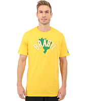 Under Armour - Brazil Country Pride Tri-Blend Short Sleeve Tee