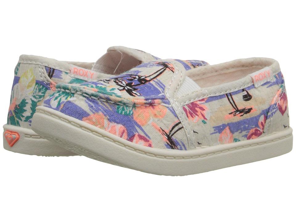Roxy Kids Lido III Toddler Blue Surf Girls Shoes