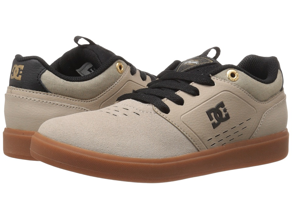 DC Kids Cole Signature Big Kid Tan/Gum Boys Shoes