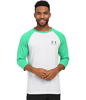 Under Armour - UA Tri-Blend 3/4 Sleeve Tee