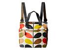 Orla Kiely Small Backpack (Multi)