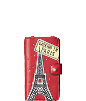 Brighton - Fashionista Paris Weekend Flip Phone Case