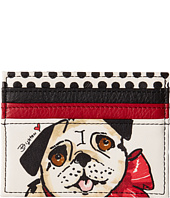 Brighton - Fashionista Paris Pug Card Case