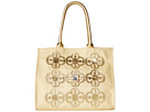 My Flat In London Socialite Square Tote (Gold)