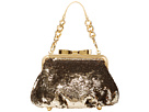 My Flat In London Bristol Small Frame Bag (Gold)