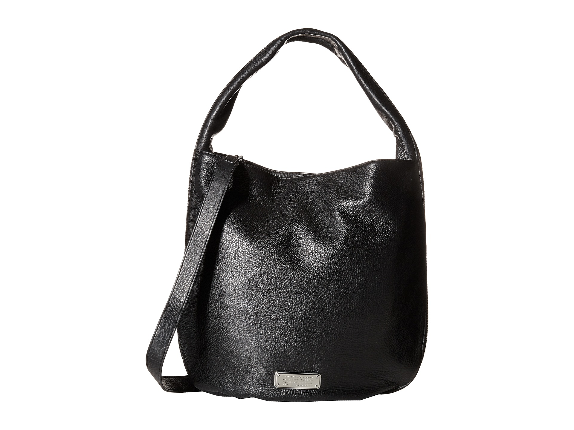 Marc Jacobs Hobo Laukku : Marc by jacobs q zippers hiller hobo