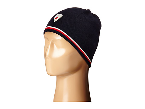Dale of Norway Flagg Hat - Navy/Raspberry/Off White