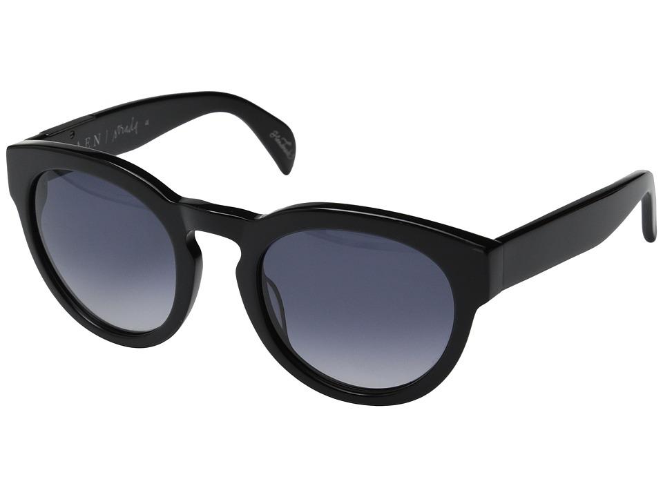 RAEN Optics Strada Black Fashion Sunglasses