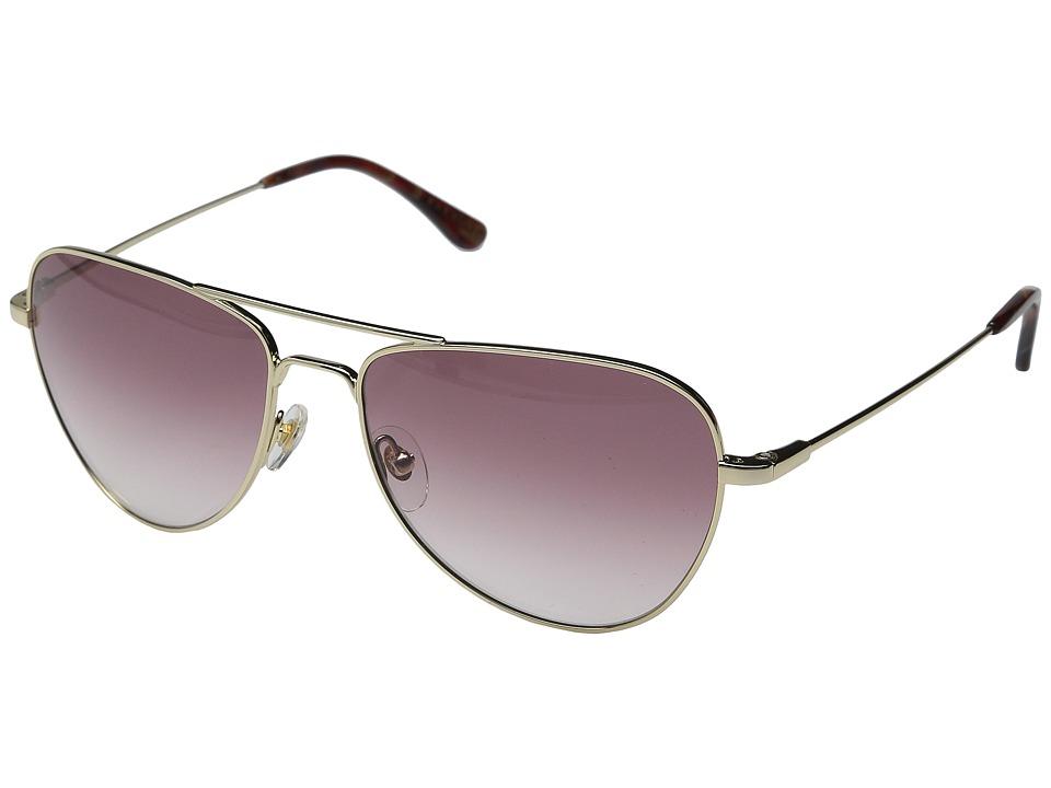 RAEN Optics Roye Gold/Manzanita Fashion Sunglasses