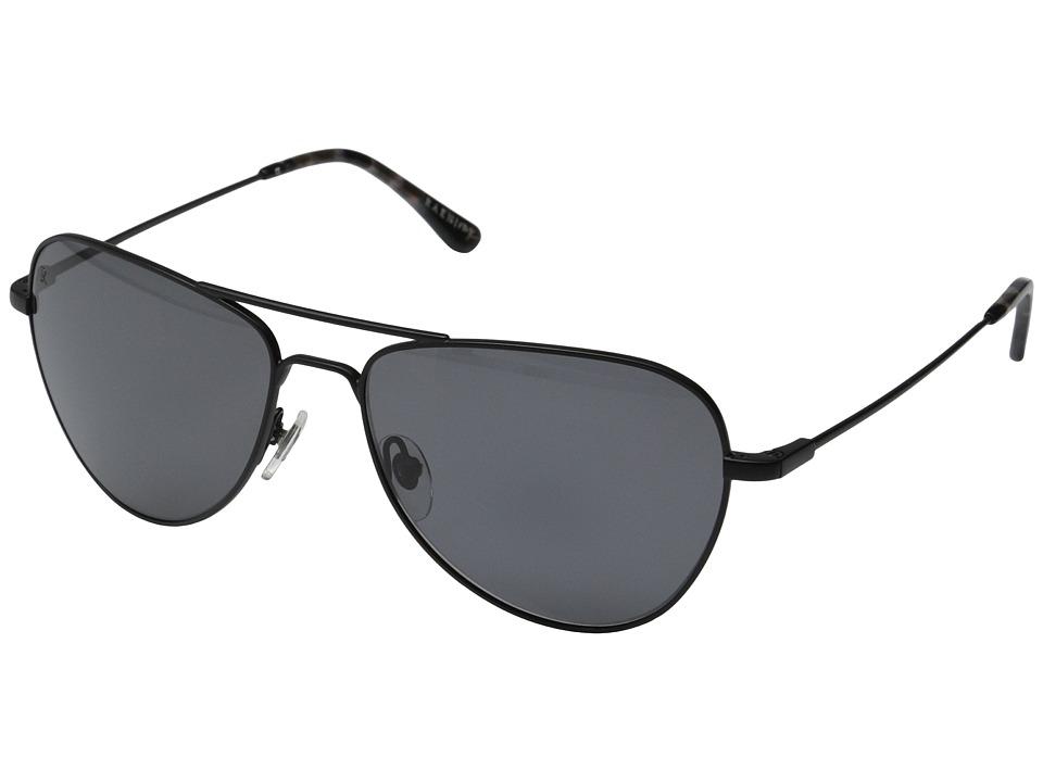RAEN Optics Roye Black/Ripple Fashion Sunglasses