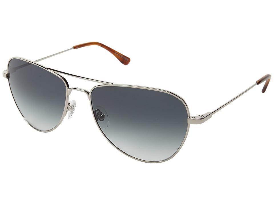 RAEN Optics Roye Silver/Rootbeer Fashion Sunglasses