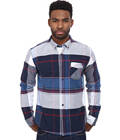 Levi's® - Delge Plaid Oxford Long Sleeve Shirt