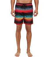 Paul Smith - Stripe Classic Swim Trunks
