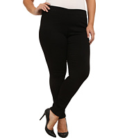 NYDJ Plus Size - Plus Size Poppy Pull On in Black Gram