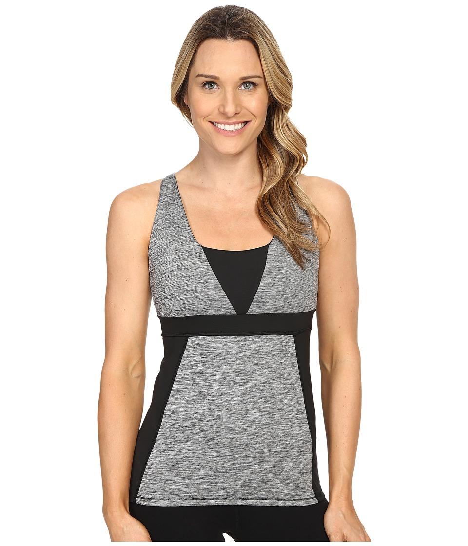 Skirt Sports Electric Tank Grey Stardust/Black Womens Sleeveless