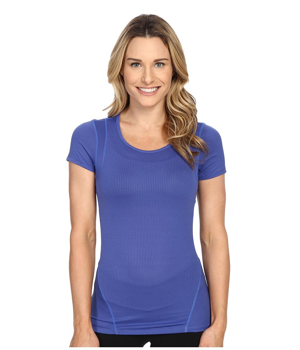 Skirt Sports Circuit Tee Marine Womens T Shirt
