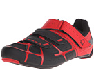 Image of Pearl Izumi - Select RD IV (Black/True Red) Men's Cycling Shoes