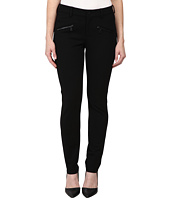 NYDJ Petite - Petite Zip Leggings in Black