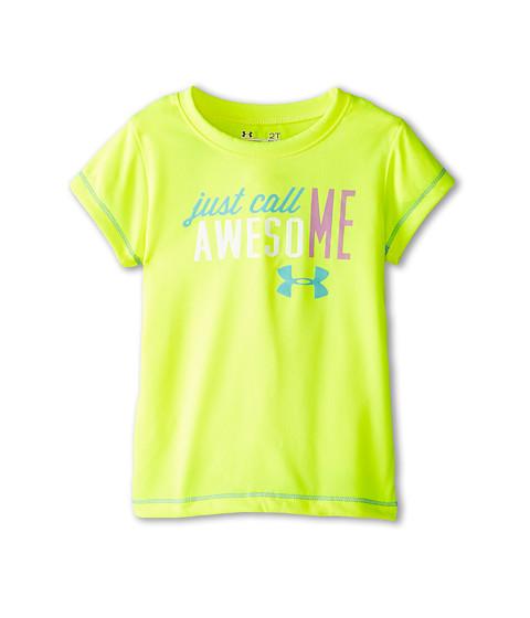 Under Armour Kids Ua Call Me T Shirt Toddler Zappos