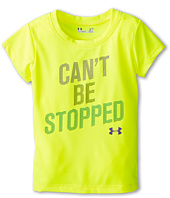 Under Armour Kids - Can't Be Stopped Short Sleeve T-Shirt (Toddler)