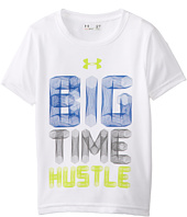 Under Armour Kids - Big Time Hustle S/S Tee (Toddler)