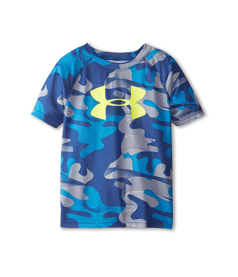 under armour kids wavy camo raglan t shirt little kids