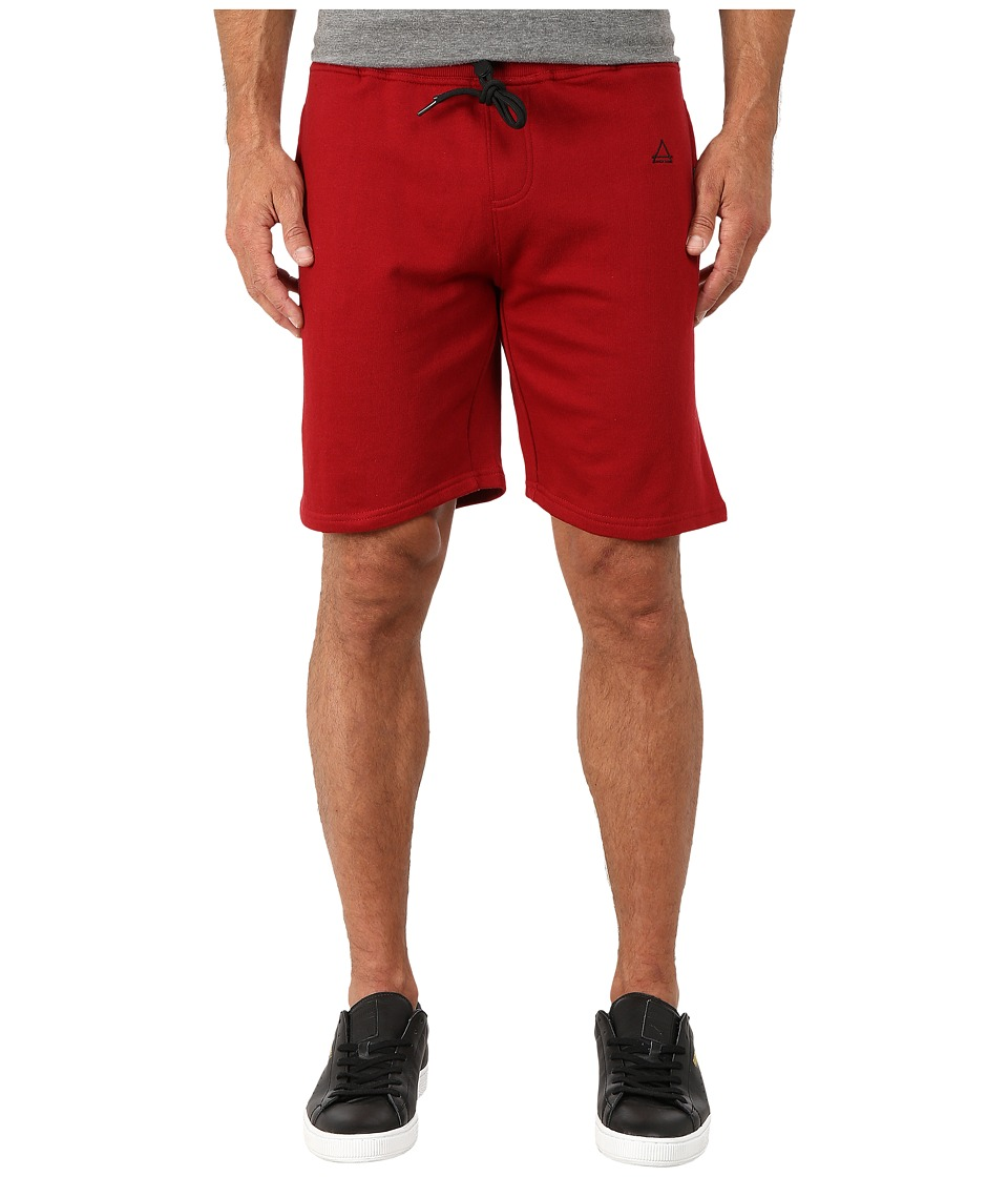 Eleven Paris Bruce Fleece Shorts Burn Mens Shorts