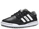 adidas Golf jr adicross iv (Little Kid/Big Kid) (Core Black/Running White/Running White)