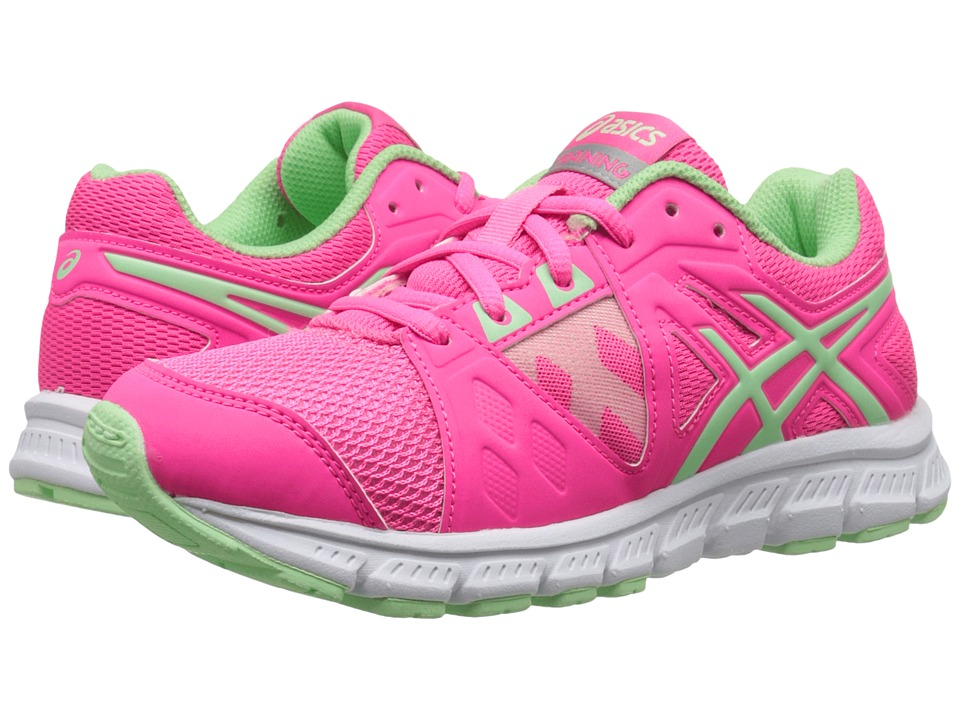 ASICS Kids - Gel-Craze TR 3 GS (Little Kid/Big Kid) (Hot Pink/Patina Green/Light Grey) Girls Shoes