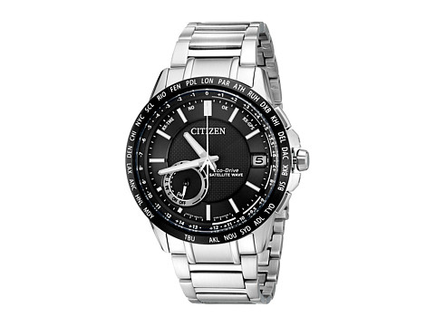 Citizen Watches CC3005-85E Satellite Wave - Silver Tone Stainless Steel