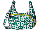 KAVU Sydney Satchel (Forest Blot)