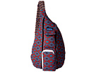 KAVU Rope Bag (SW Quilt)