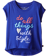 Tommy Hilfiger Kids - Do All Things with Style Tee (Little Kids)