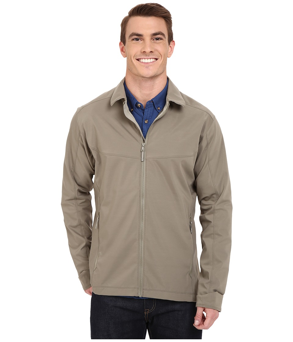 Arcteryx A2B Commuter Jacket Carbide Mens Coat