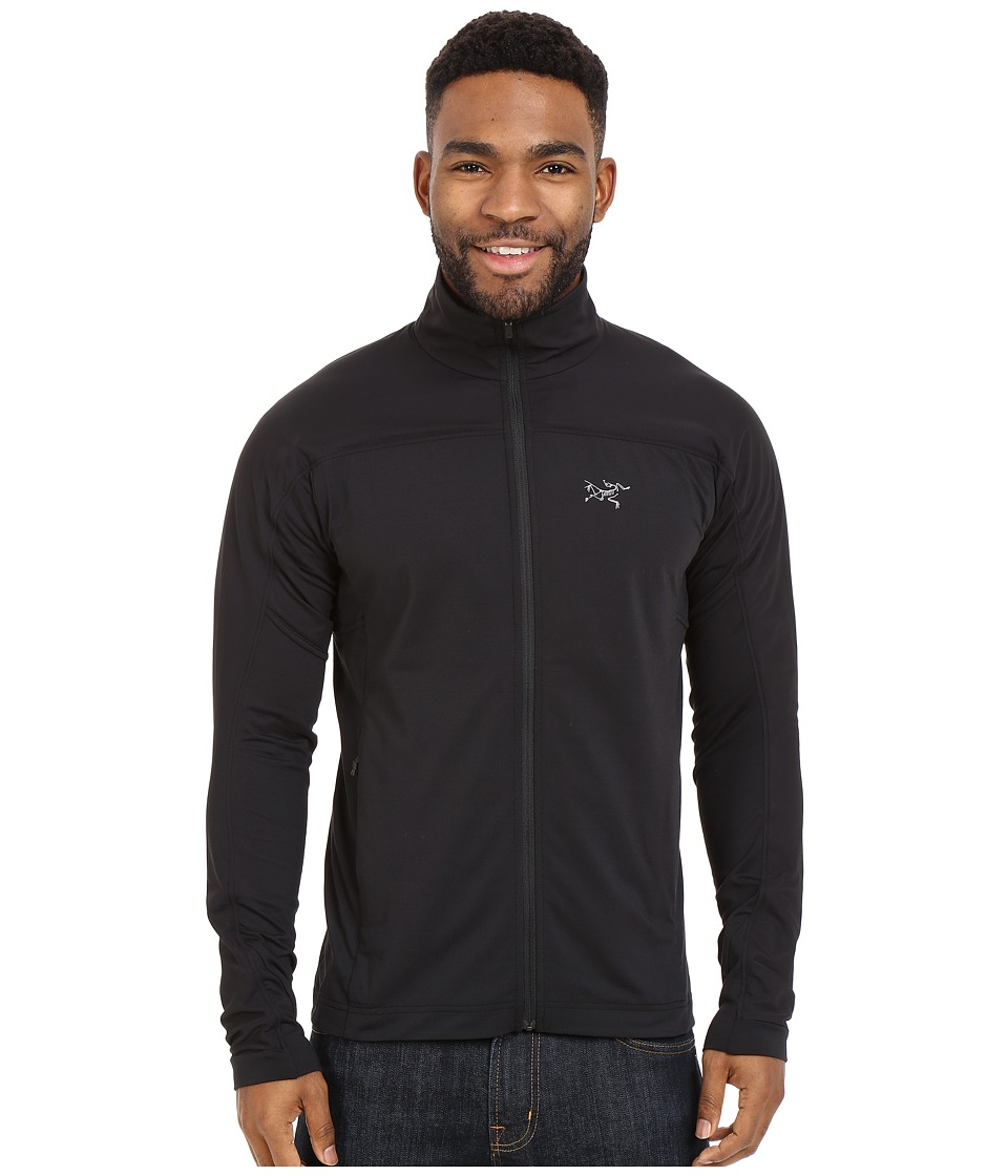 Arc'Teryx Stradium Jacket (Black) Men's Coat