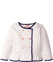 Tommy Hilfiger Kids - Quilted Peplum Jacket (Little Kids)