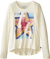 Tommy Hilfiger Kids - In The Stars Long Sleeve Tee (Big Kids)