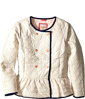 Tommy Hilfiger Kids - Quilted Peplum Jacket (Big Kids)