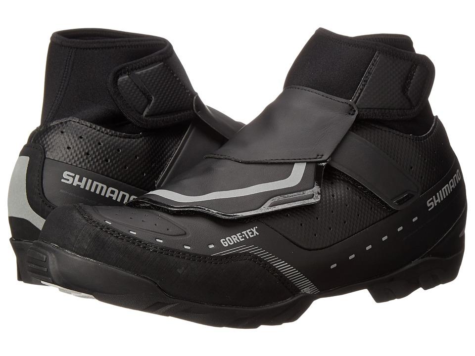 Shimano SH MW700 Black Cycling Shoes
