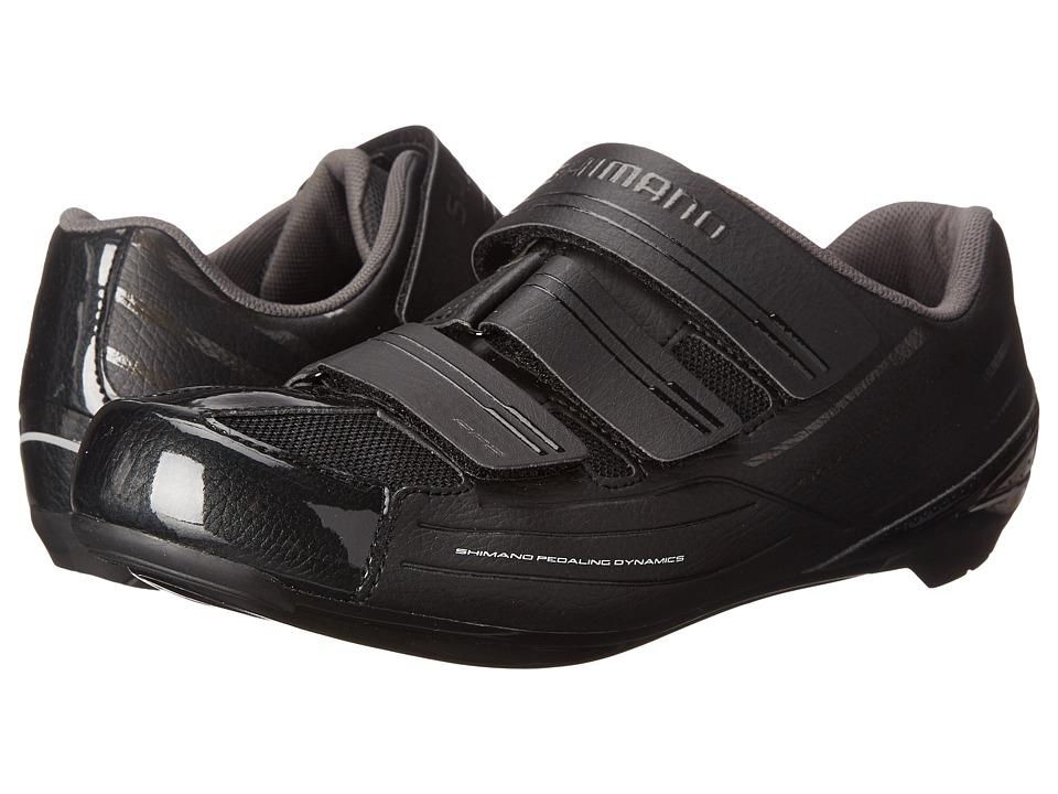 Shimano SH RP200 Black Cycling Shoes