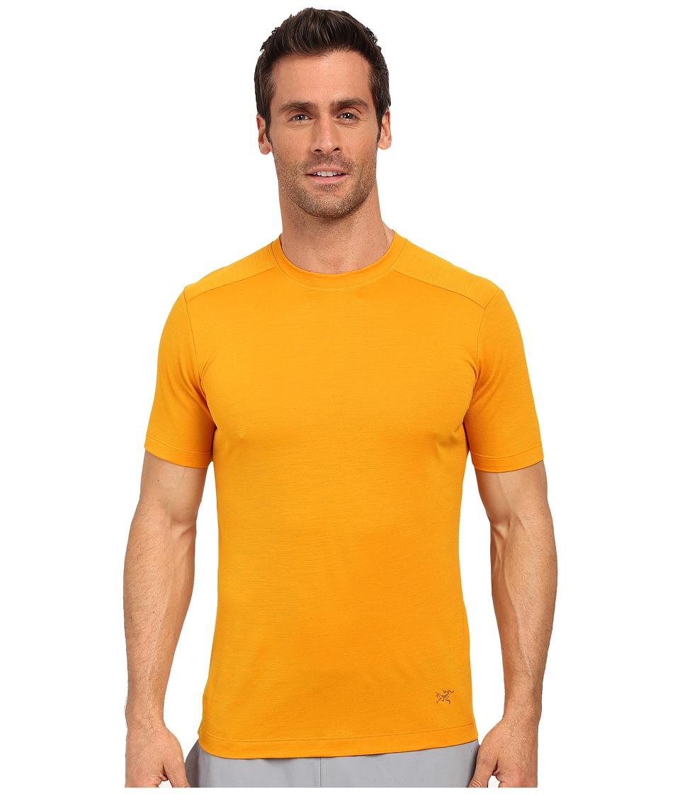 Arcteryx A2B T Shirt Aspen Mens T Shirt
