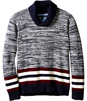 Tommy Hilfiger Kids - Long Sleeve Cowl Collar Sweater (Big Kids)