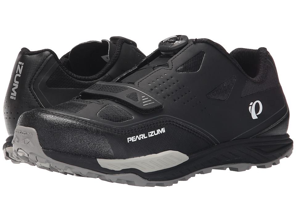Pearl Izumi X Alp Launch II Black/Shadow Grey Mens Cycling Shoes