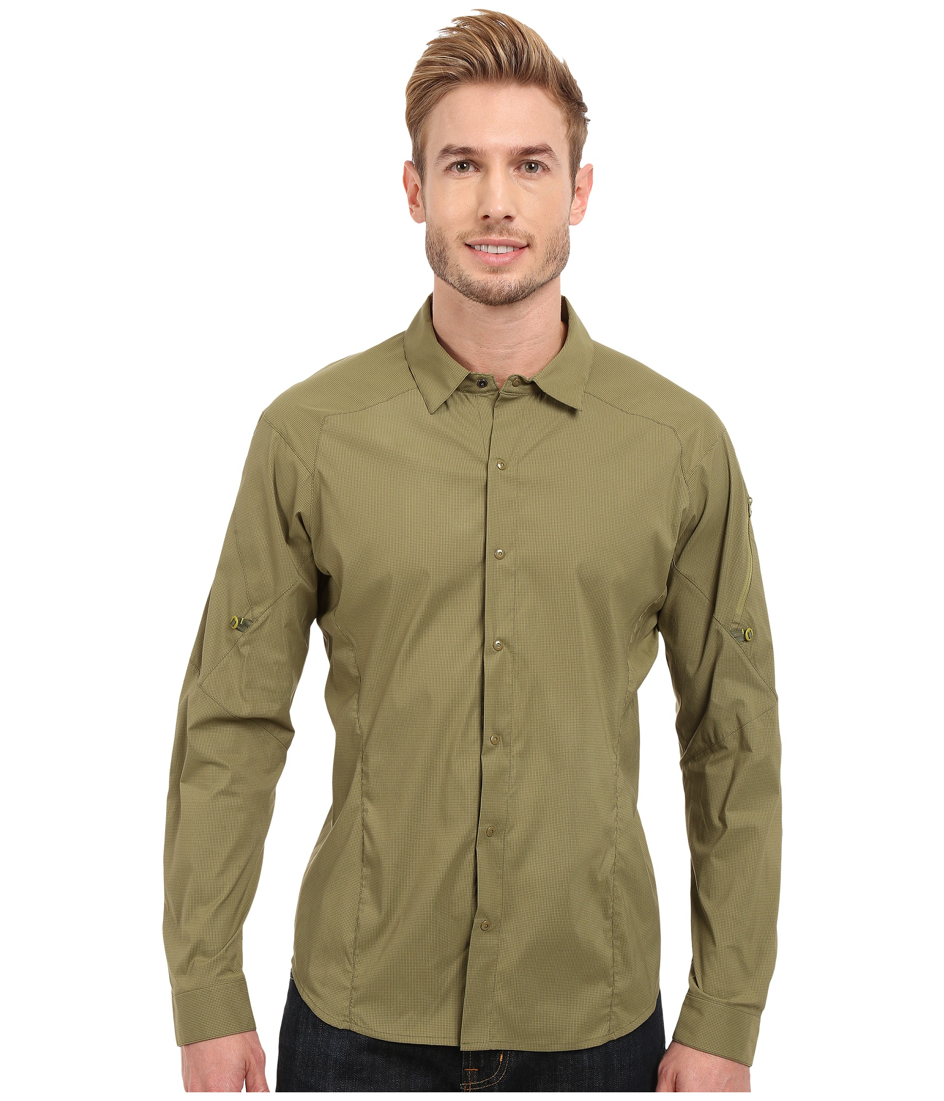 arc 39 teryx elaho long sleeve shirt free