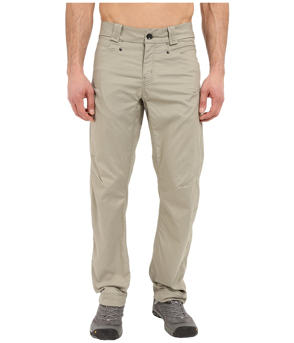Arcteryx A2B Commuter Pant Light Carbide Mens Casual Pants