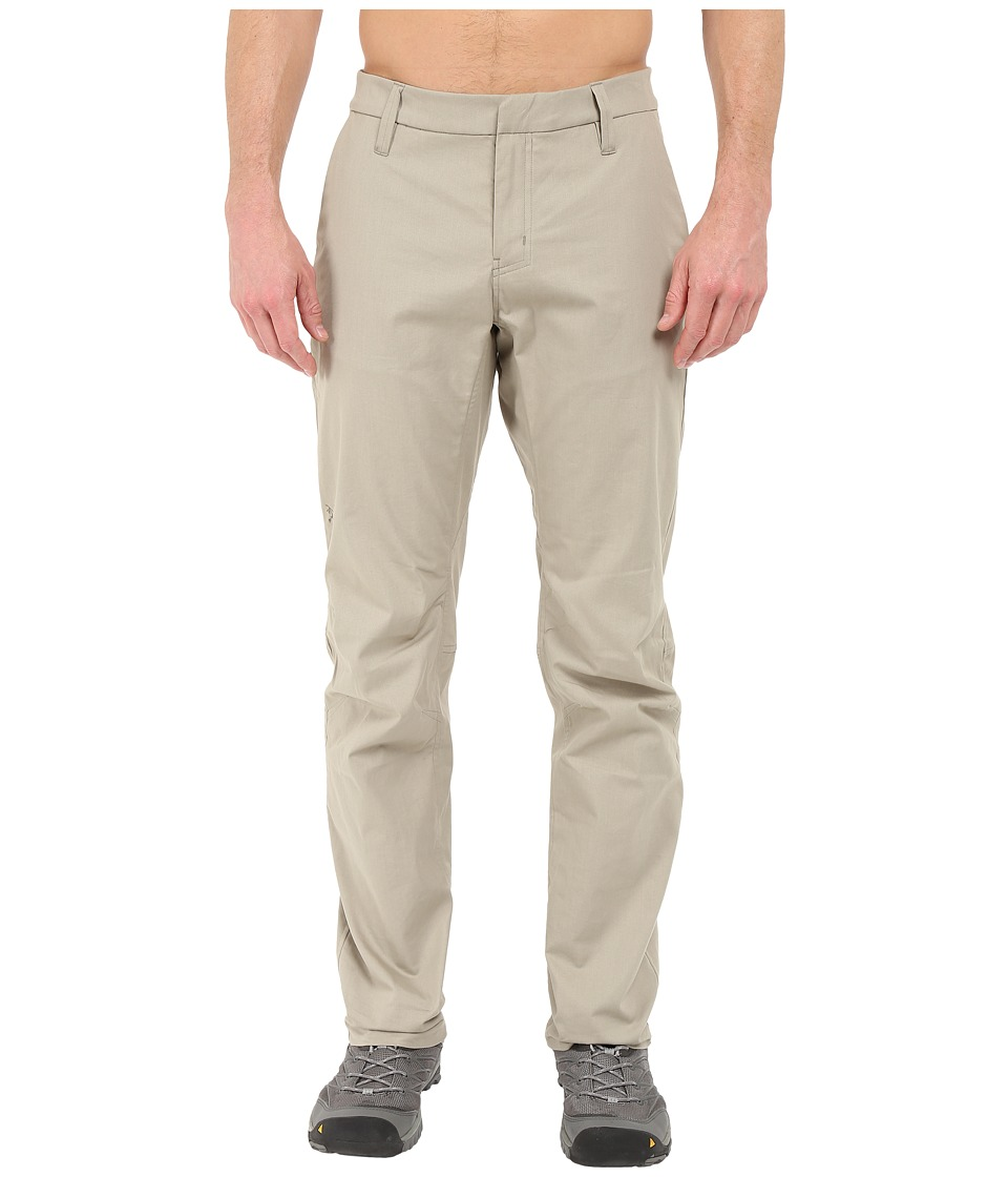 Arcteryx A2B Chino Pant Light Carbide Mens Casual Pants