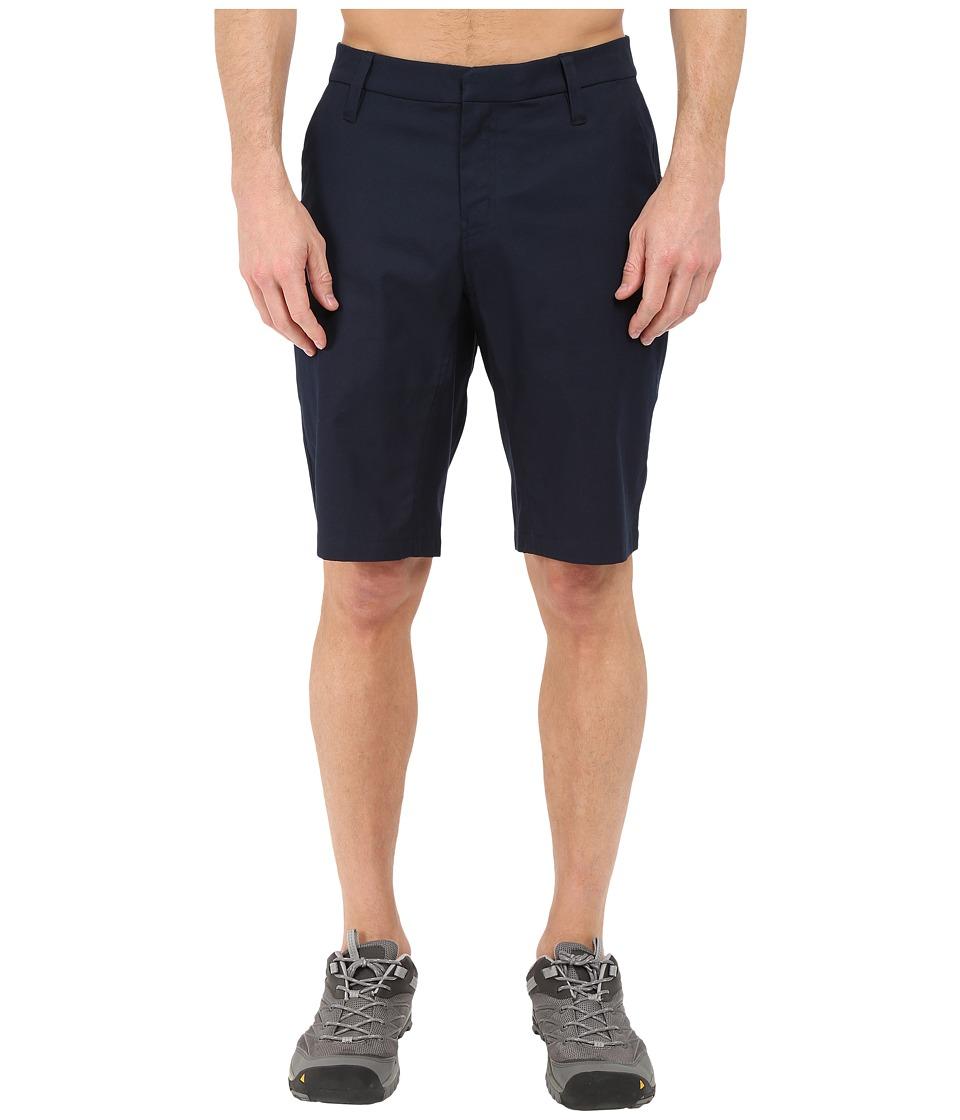Arcteryx A2B Chino Shorts Admiral Mens Shorts