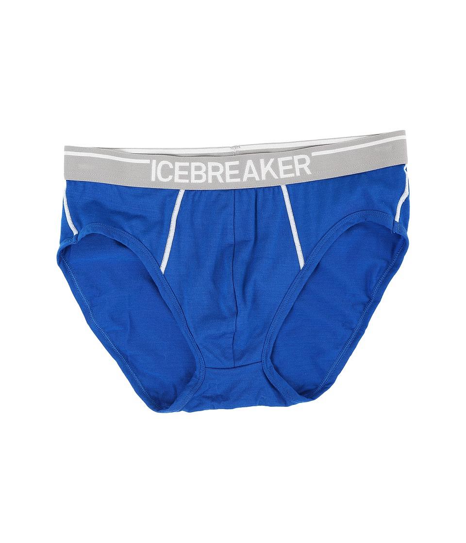 Icebreaker Anatomica Brief Awesome/Lunar Mens Underwear